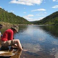 Golden Geopark of Lapland -projekti