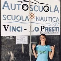 """AUTOSCUOLA """"Vinci - Lo Presti"""""""
