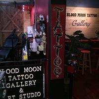 Blood Moon Tattoo Gallery