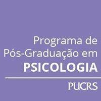 PPG em Psicologia - ECS - PUCRS