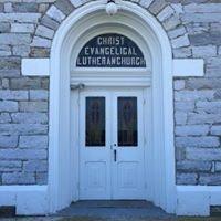 Christ Evangelical Lutheran Church, Stouchsburg (Womelsdorf), PA