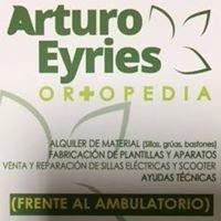 Ortopedia Arturo Eyries
