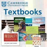 Cambridge University Press Textbooks