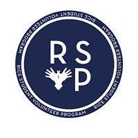 Rice Student Volunteer Program (RSVP)