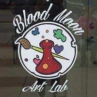 Blood Moon Art Lab