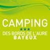 Camping des Bords de l'Aure -  Bayeux