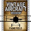 Vintage Aircraft Weekend at Paine Field