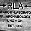 Research Laboratories of Archaeology at UNC-Chapel Hill