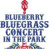 Blueberry Bluegrass Concert in the Park