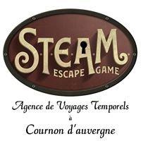 STEAM The Escape Game - Cournon