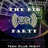 The Big 3G Party