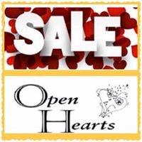 Open Hearts Resale Boutique at FUMC Boerne