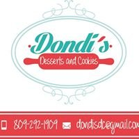 Dondi's Dessert's and Cookies