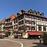 Hôtel La Cloche Obernai - Alsace - France