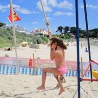 Club de plage la Trinite sur Mer