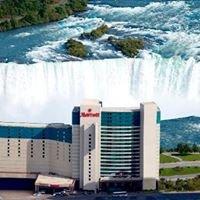 Marriott Niagra Falls Hotel Fallsview & Spa