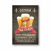 """Osteria """"da Clai"""" - TRIESTE"""