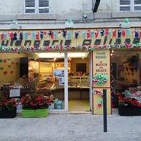 Boulangerie Patisserie La Maison Des Delices Giraud Philippe