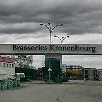 Brasserie Kronenbourg de Obernai