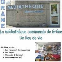 Mediatheque de Grane
