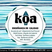 Koa Escuela de Surf Somo