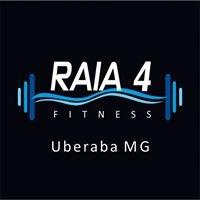 Academia Raia 4 Fitness Uberaba MG
