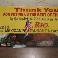 El Rio Mexican Restaurant & Cantina
