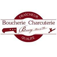 Boucherie-Charcuterie BOURG Père & Fils