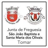 Freguesia S. João Baptista e St. Mª dos Olivais - Tomar