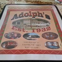 Adolph's Grill @ Medina Lake