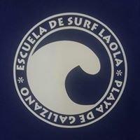 Escuela de surf LAOLA