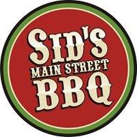 Sid's Main Street  BBQ