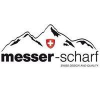 messer-scharf