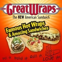Great wraps at the landing