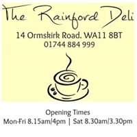 The Rainford Deli