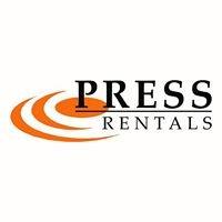 Press Rentals