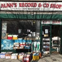 Alan's Record & Cd Shop
