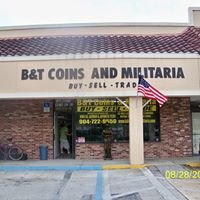 B&T Coins and Militaria
