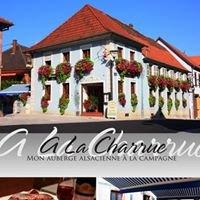 Restaurant « À La Charrue » - Dettwiller