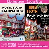 Hotel Sloth Backpackers Bed & Breakfast  Monteverde, Costa Rica