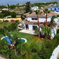 Amazing private villa to let in San Pedro Alcántara Beach.