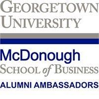 Georgetown McDonough School of Business Alumni