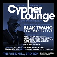 The Cypher Lounge