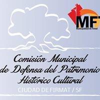 Comisión Municipal de Patrimonio Histórico Cultural / Firmat