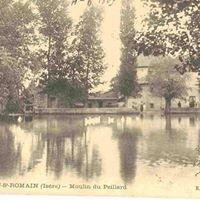 Le Moulin du Peillard