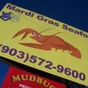 Mardi Gras Seafood