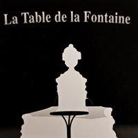 La Table De La Fontaine