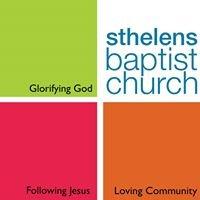 St Helens Baptist Church
