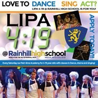 Rainhill LIPA 4-19 Associate Academy