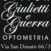 Ottica Giulietti e Guerra San Donato